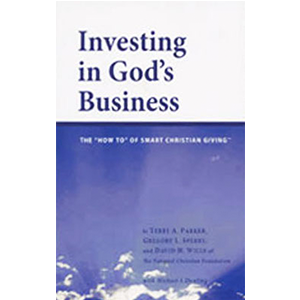 """Investing in God's Business"""